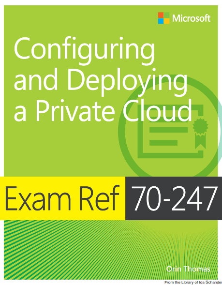 Configuring and Deploying a Private Cloud