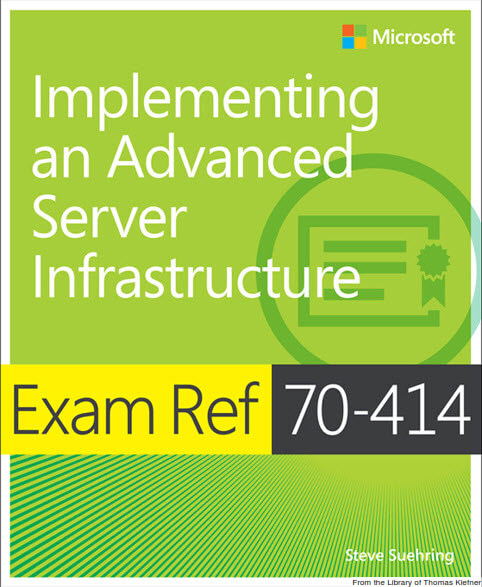 Implementing An Advanced Server Infastructure