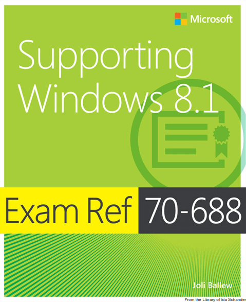 Supporting Windows 8.1