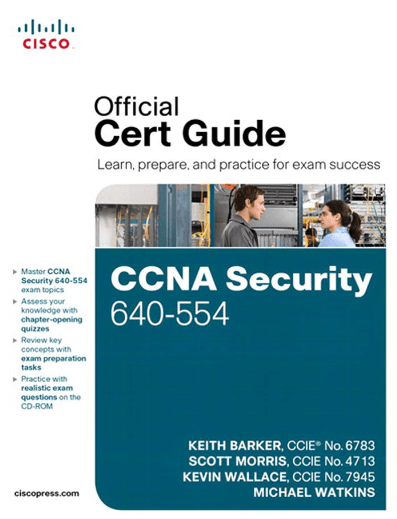 CCNA Security 640 554