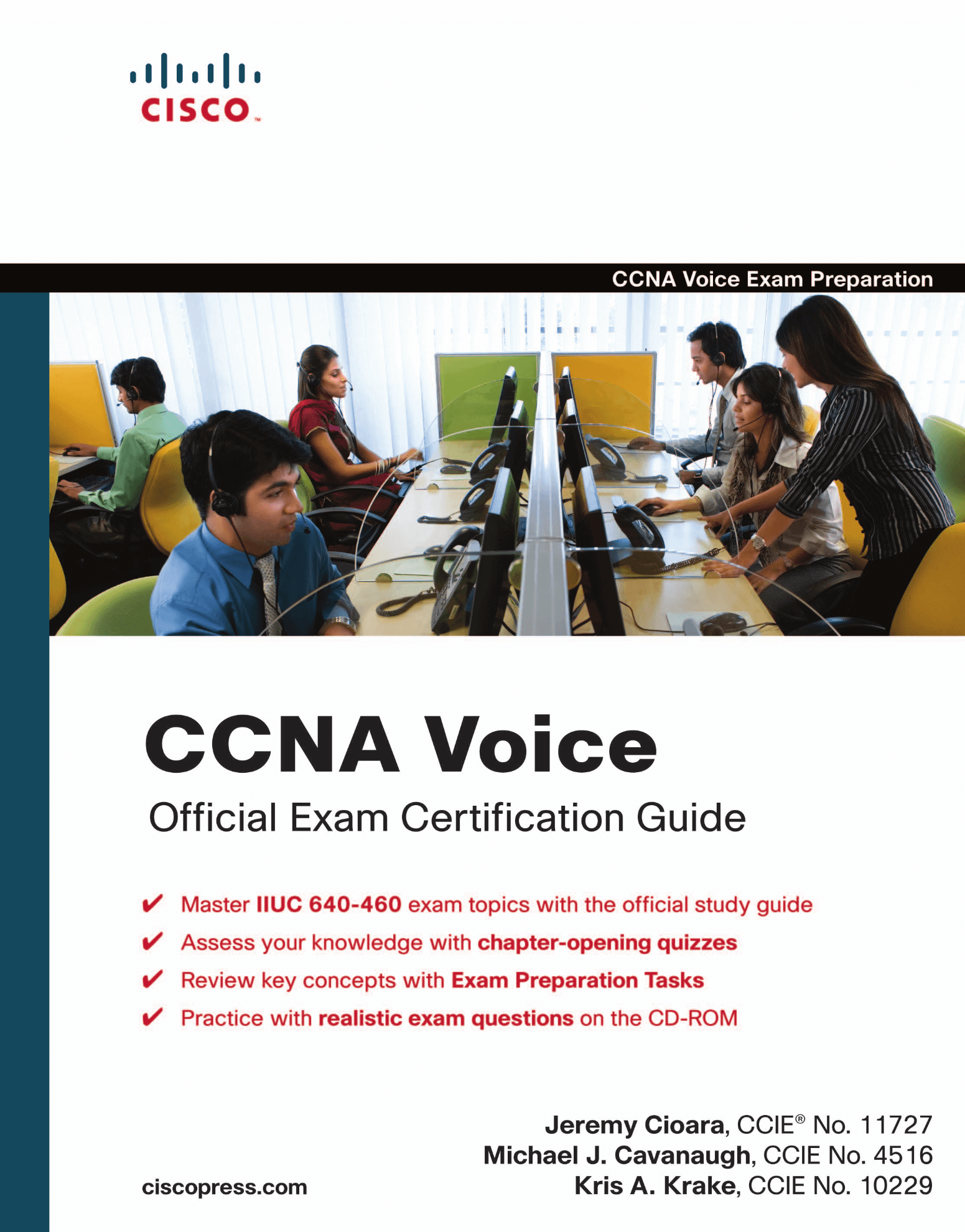 CCNA Voice Official Exam Certification Guide