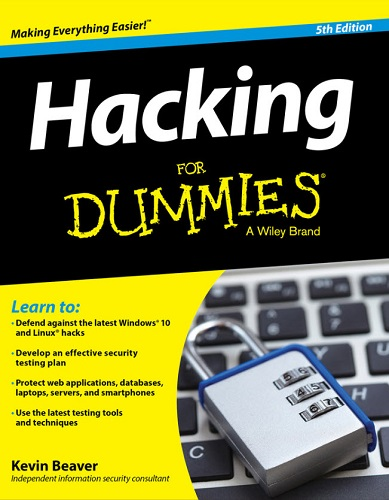 Hacking For Dummies 5th Edition