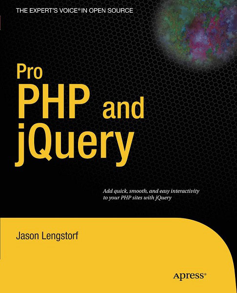 Pro PHP and jQuery6